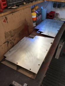 New floor panels from Bits 4 Landys